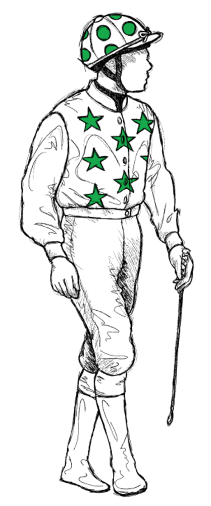 North-County-Syndicate racing colours